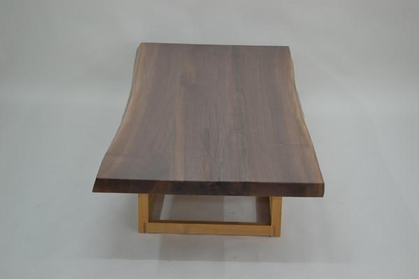 一枚板ウォールナット無垢材・柾①