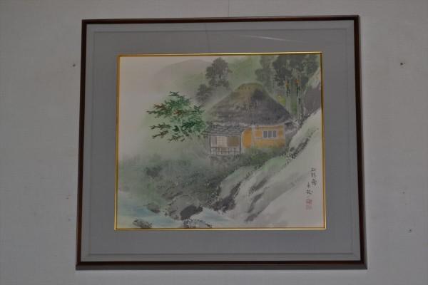 三豊市I様風景画