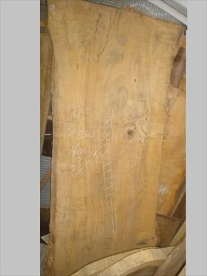 2000栃一枚板(木表)